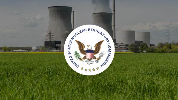 USNRC Banner